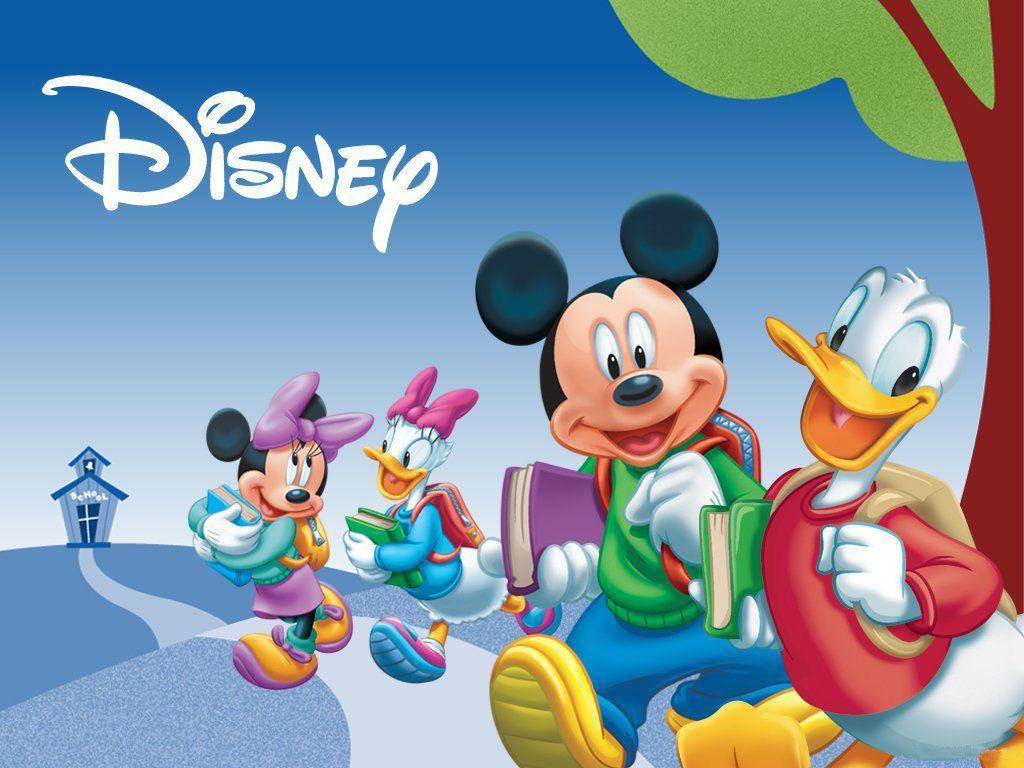 Popular Cartoons Wallpapers Hd Disney Cartoon Characters Cartoon Wallpaper Hd Mickey Mouse Wallpaper