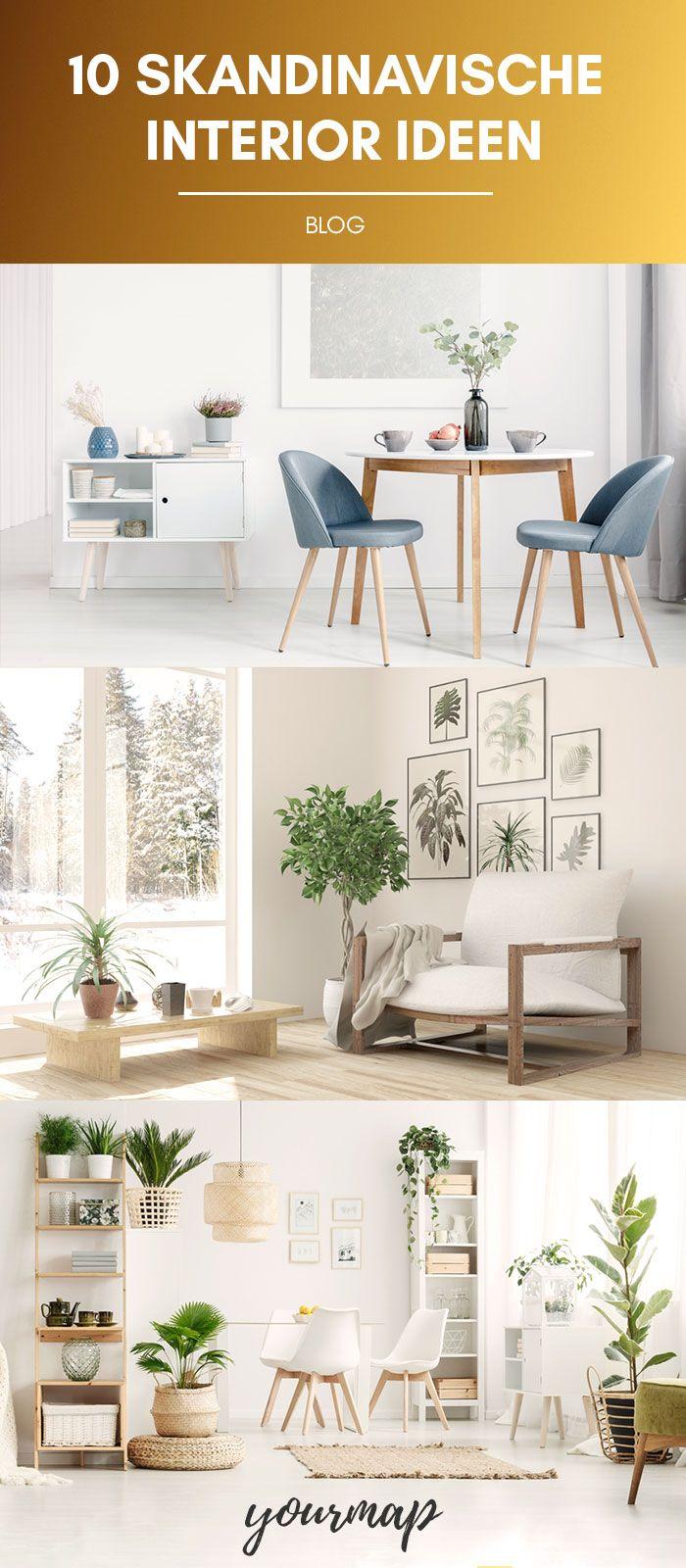 Skandinavisches Interior Design 10 Ideen Für Dein