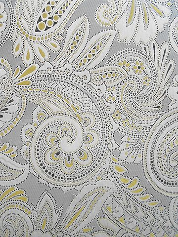 GRUYUE DAFFODIL Yard of Fabric