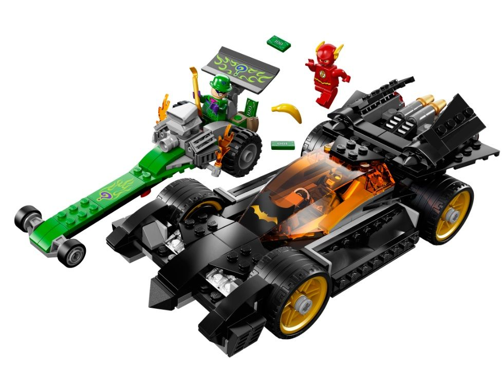 Ícone da cultura pop, Flash vira Minifigura LEGO® Lego