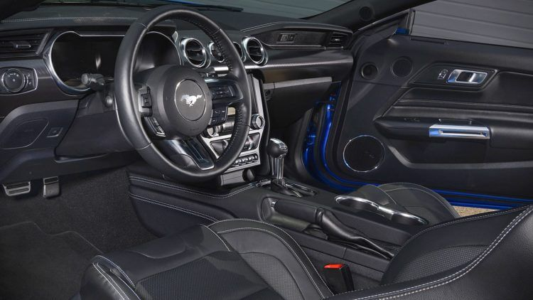 A Closer Look at the 2021 Ford Mustang Mach 1 in 2020