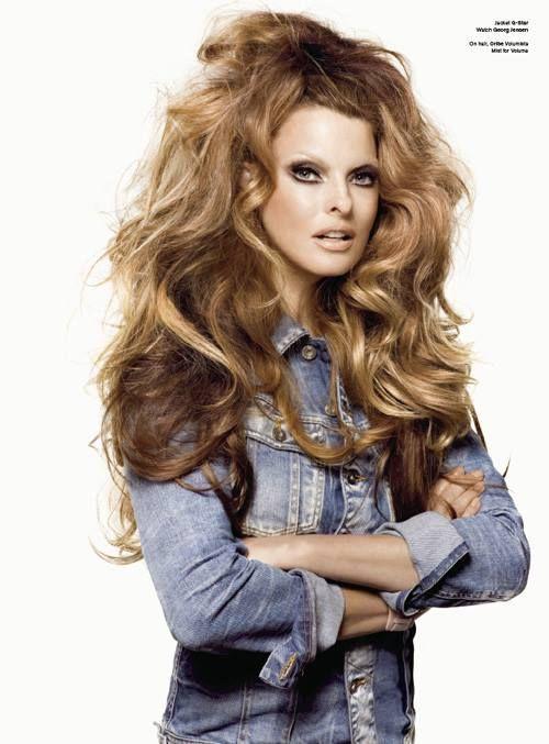 Hair | Linda Evangelista
