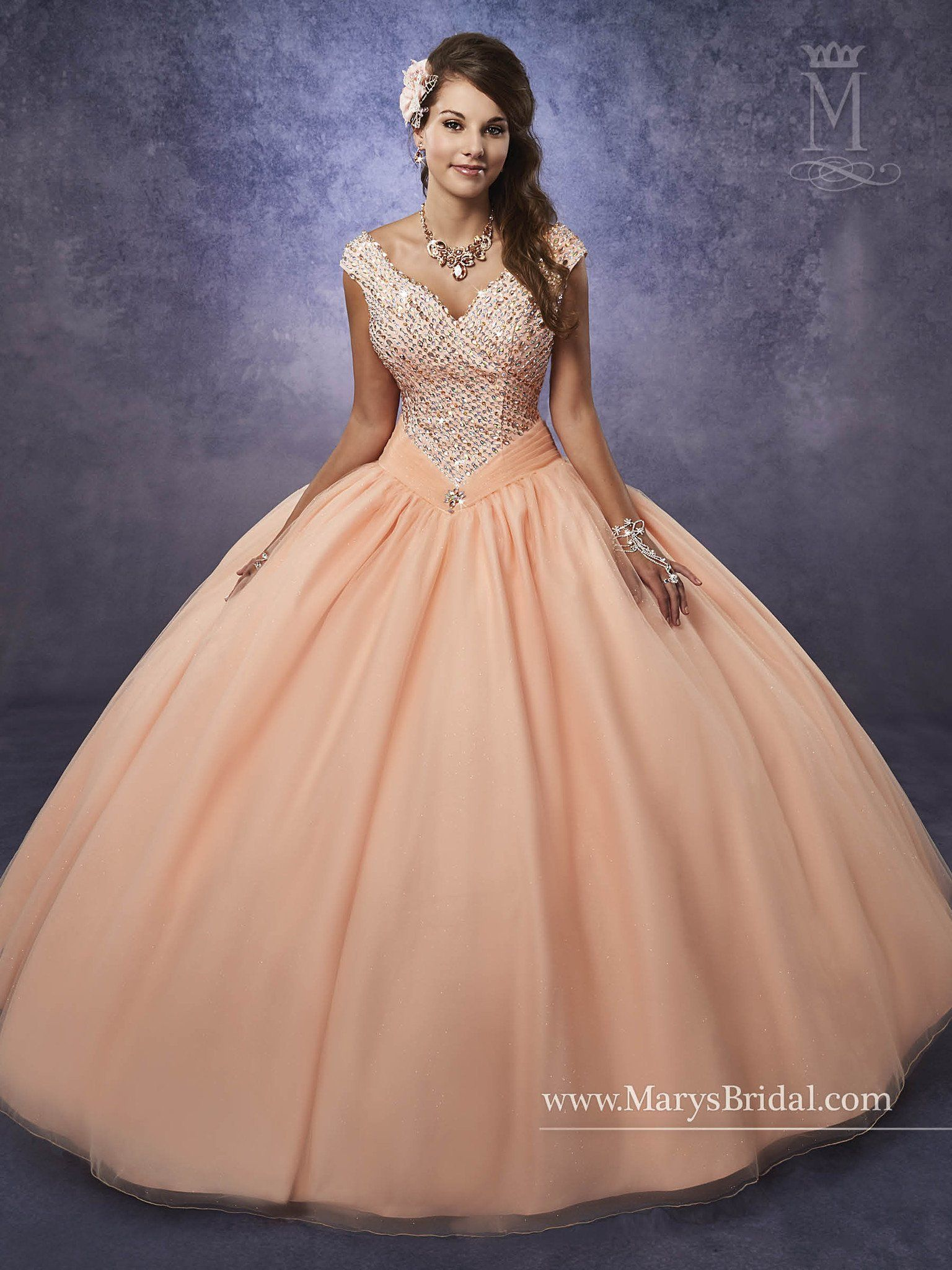 Maryus bridal princess collection quinceanera dress style q