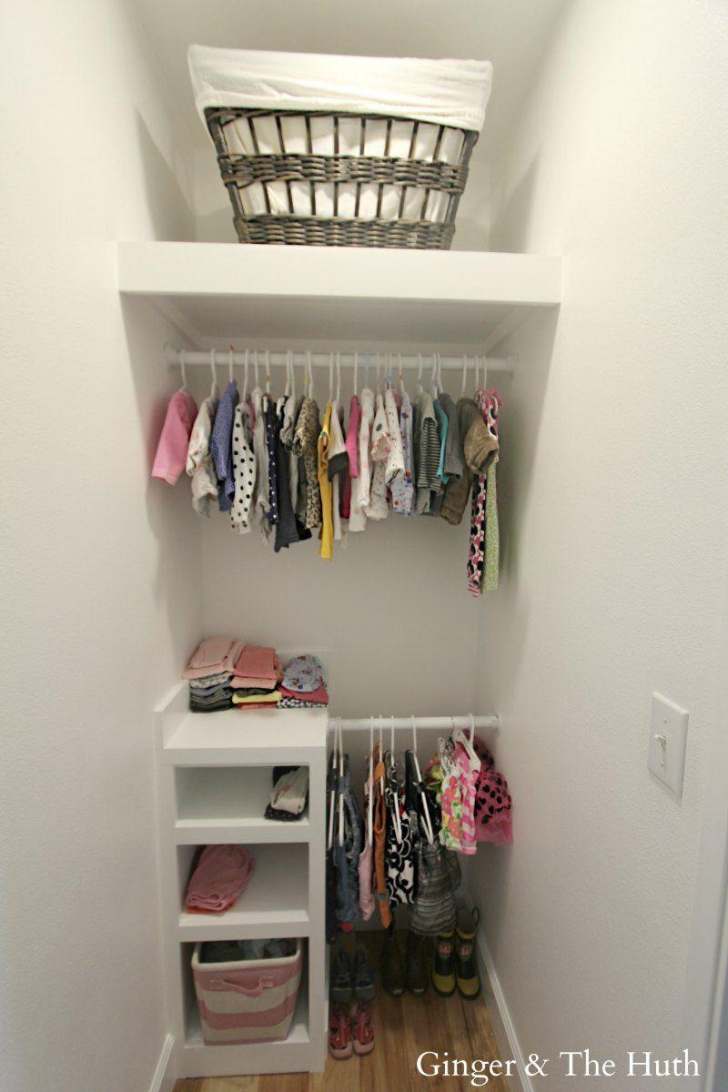Splitting a Bedroom Closet   Closet remodel, Closet ...