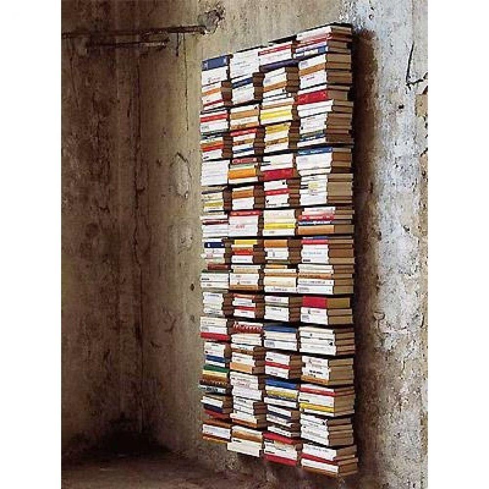 Ptolomeo Wall 155 Book Stand | Opinion Ciatti | CD/DVD shelves ...