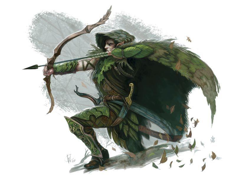 Image result for woodland elf armor