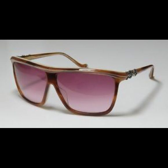 Chrome Hearts Pussy Willow Sunglasses