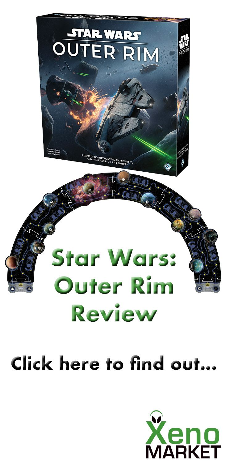 Star Wars Outer Rim Review Star wars, Gaming blog, Star