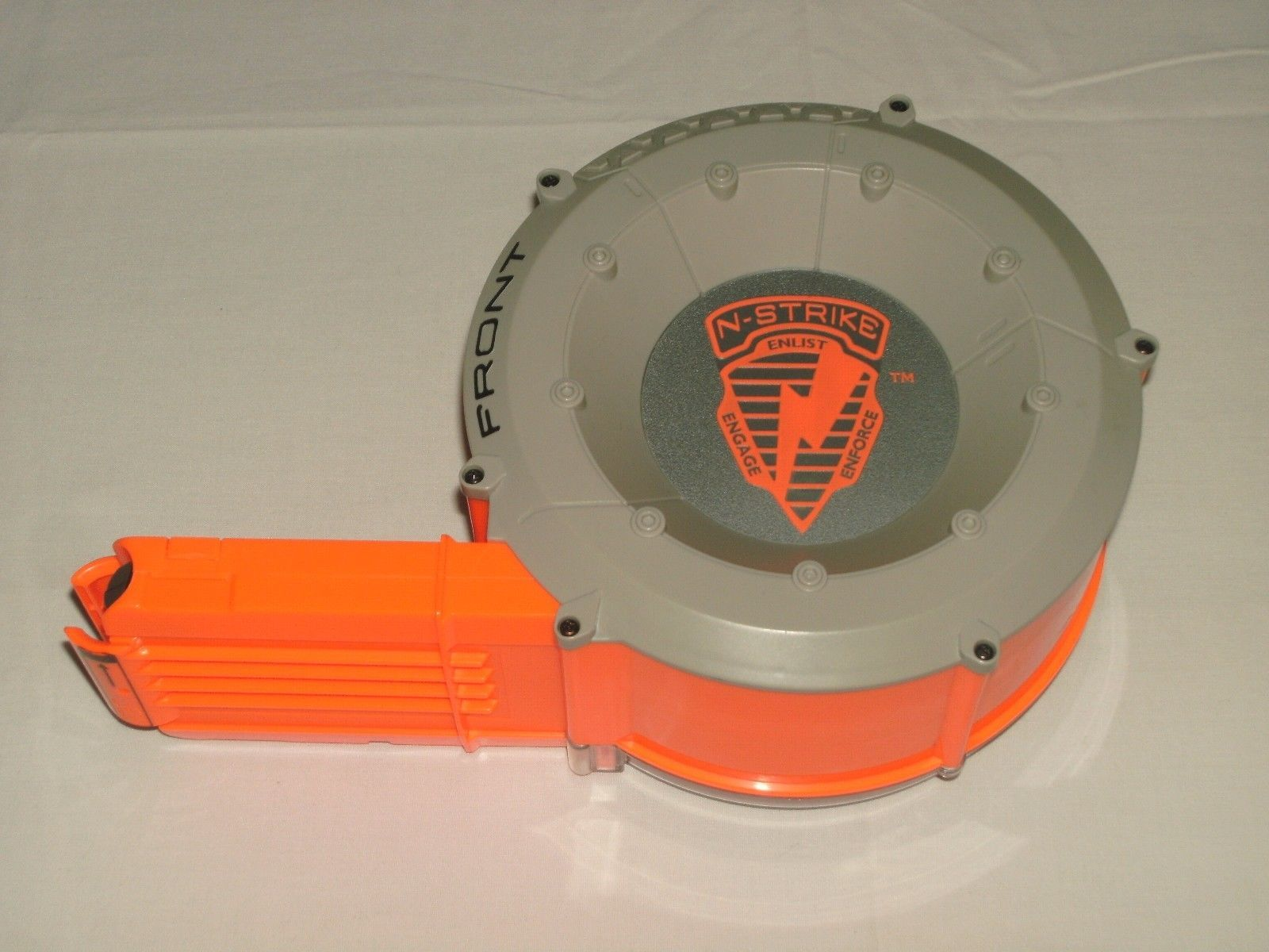 Nerf N Strike Raider Rapid Fire CS 35 Dart Drum 35 Round Magazine Gun