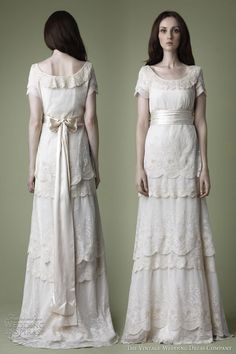 The Vintage Wedding Dress Company Decades Collection