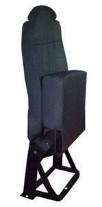 Van Truck Rv Suv S Jump Seats Center Third Man Extra Penger For Chevy Ford And Dodge Vans