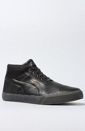 73d552e649a3d Puma The Alexander Mcqueen Deck Mid Sneaker in Moonless Night ...