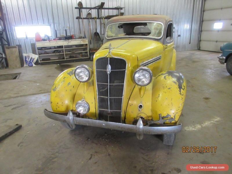 1935 Plymouth 4 door sedan #plymouth #4doorsedan #forsale #canada ...