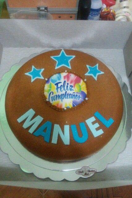 Torta desnuda #ponque #vainilla