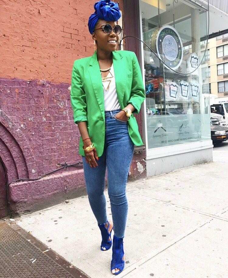 Photo of #Headwraps #Outfit #Blazer #turban