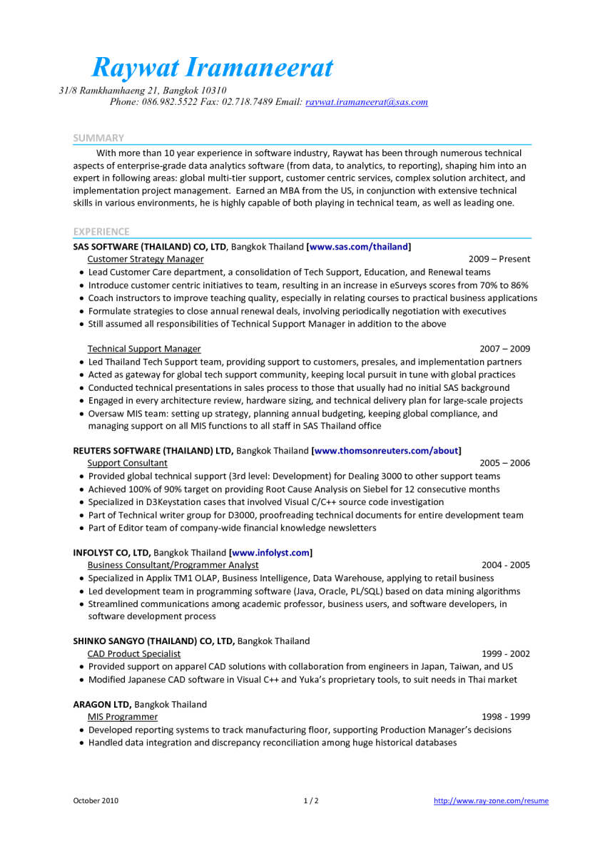 9 Resume Objective for Warehouse Supervisor | Sample Resumes ...