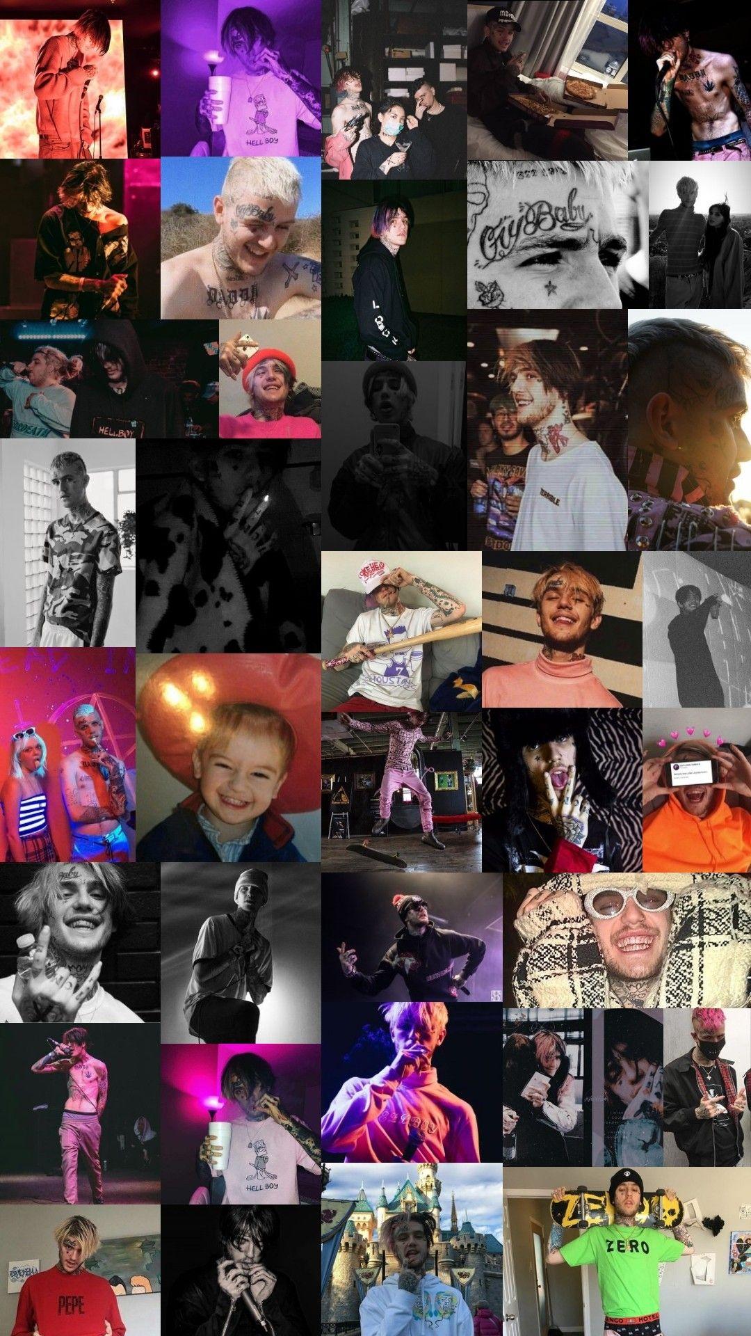 Lil Peep Wallpaper Lil Peep Instagram Iphone Wallpaper Tumblr Aesthetic Lil Peep Beamerboy