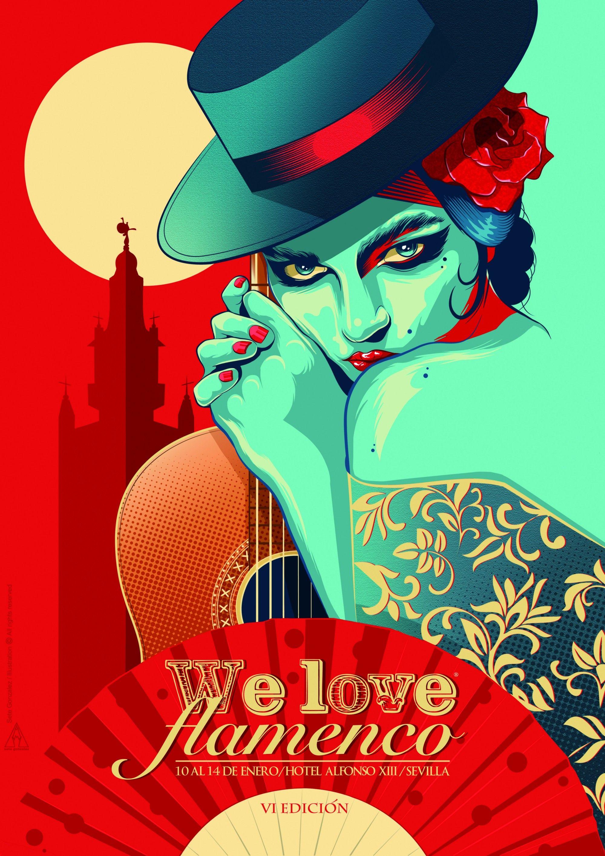 Arranca La Temporada Moda Flamenca Con La Vi Edicion Pasarela We Love Flamenco Bailarines De Flamenco Pintura De Flamenco Flamenco Dibujo