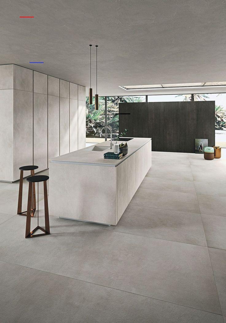 Ein Traum des Minimalisten: Polierte Art Materia Küche für das Stadthaus - fashion beauty Ein Traum...