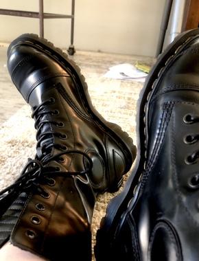 DR MARTENS NEILSON | Boots, Paratrooper