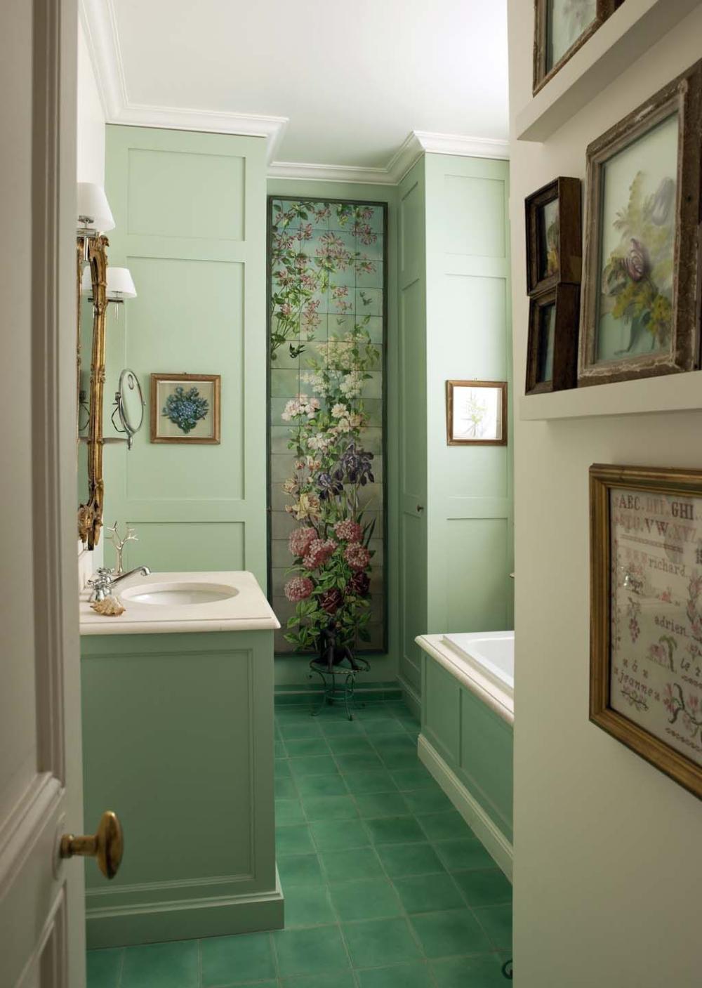 Parigi un appartamento colorato e atipico ad Haussmann