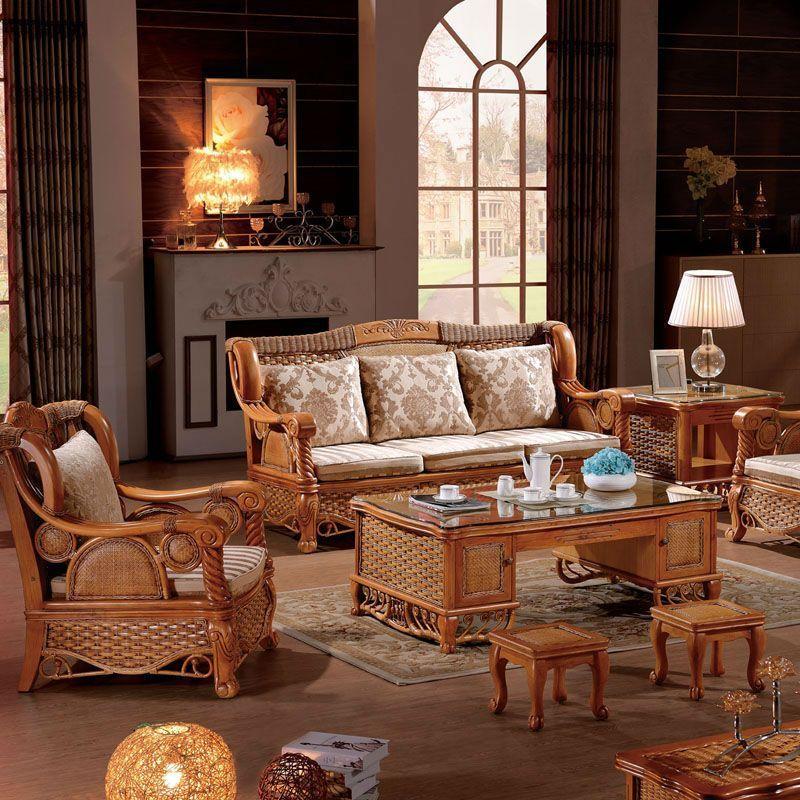 Pin On Ethnic Furniture #wooden #living #room #furniture #set