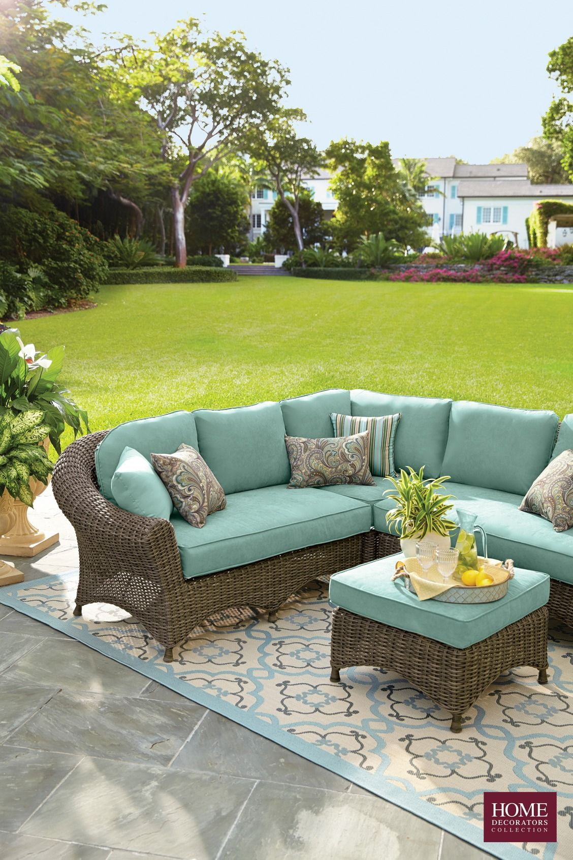 Bring On Outdoor Lounging Backyard Get Togethers And Naps By The