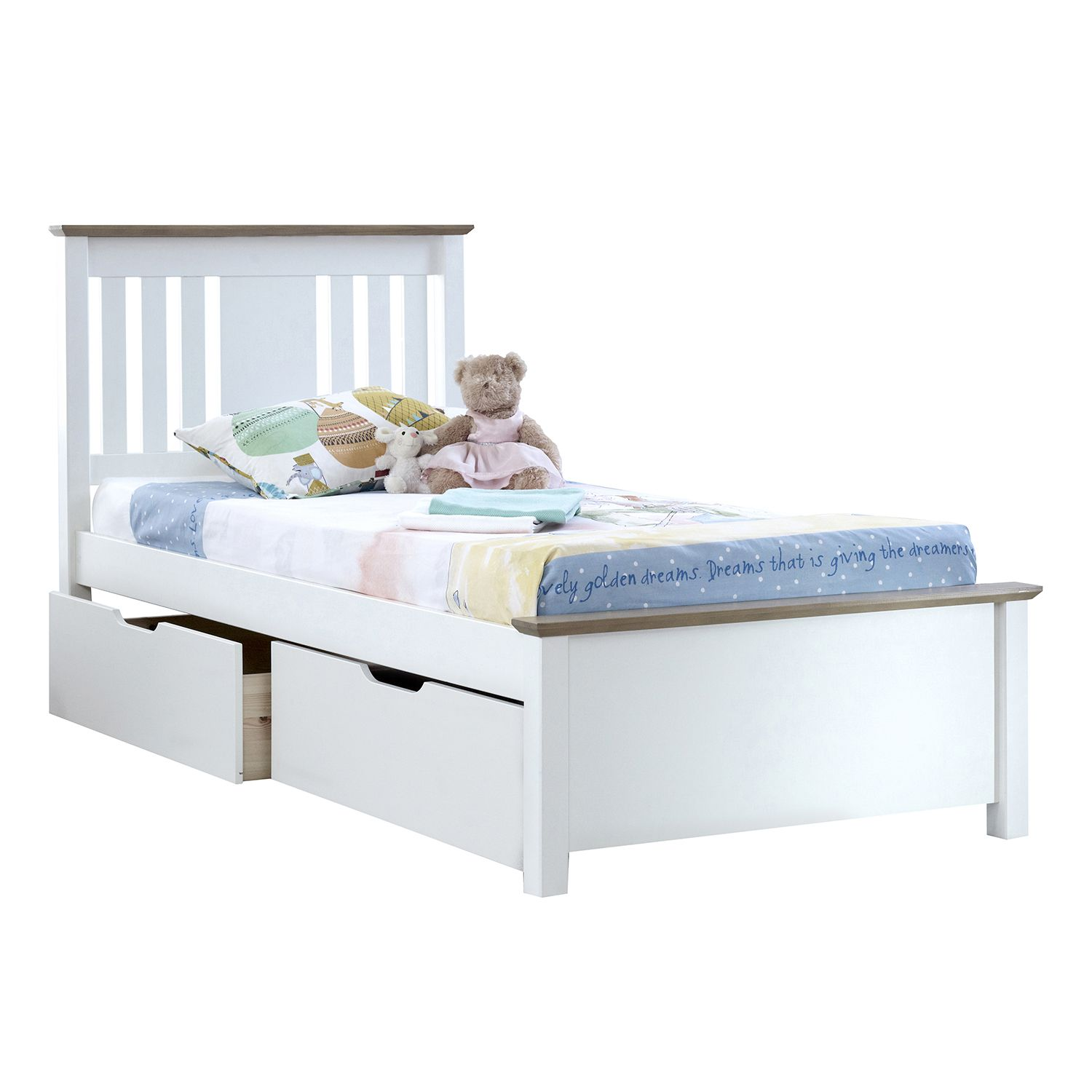 Chester Solo Storage Bed Frame | Retro bed, Tv beds and Storage beds