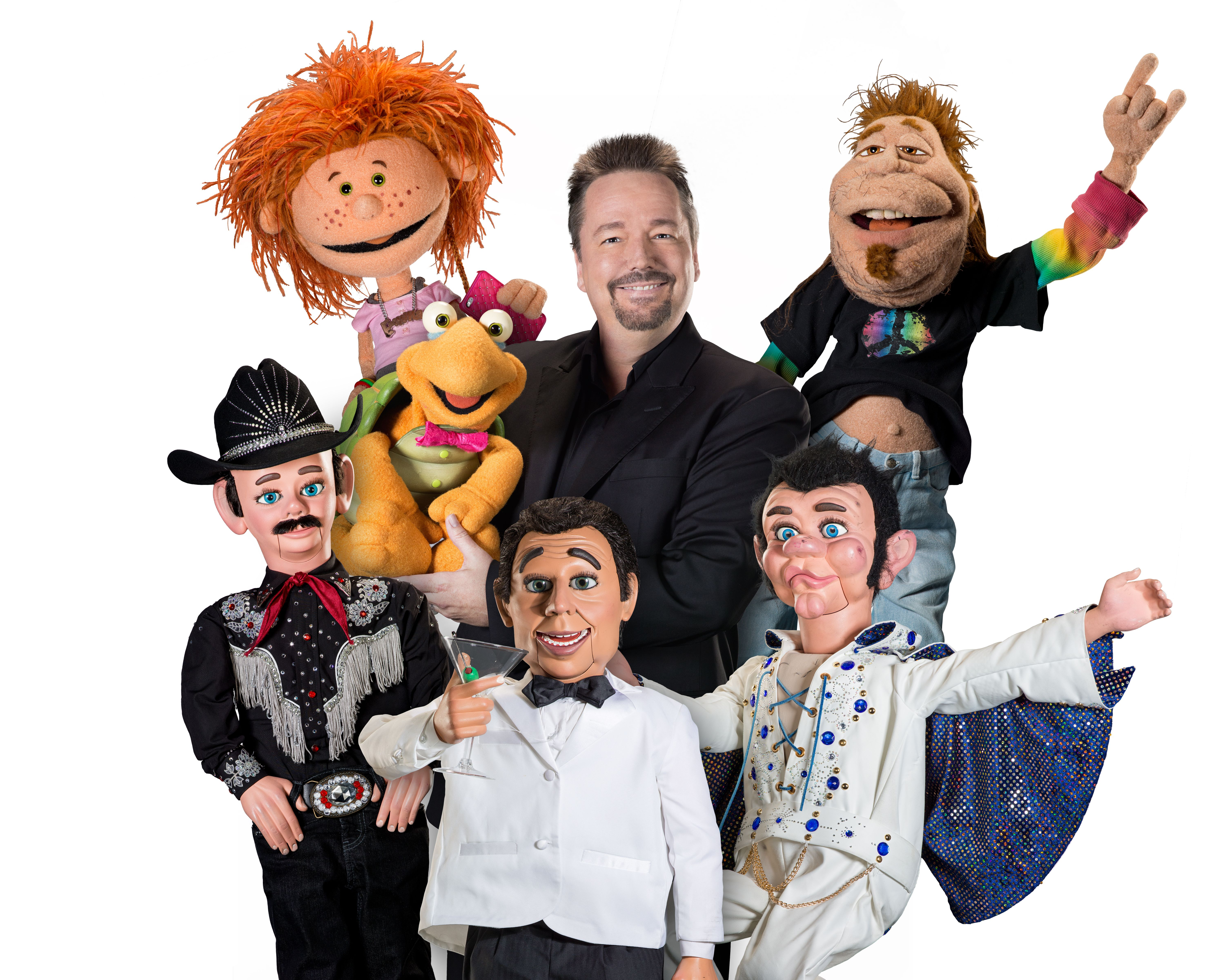 Terry Fator 8.19.17 #BeauShows