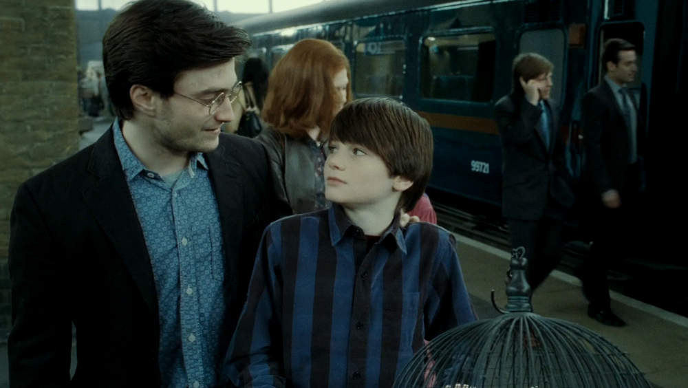 Images From Harry Potter And The Deathly Hallows Film Albus Severus Potter Harry Potter Wiki Harry Potter Facts