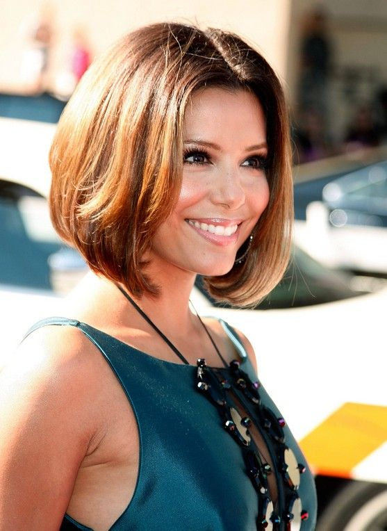 Eva Longoria Short Hairsstyles Jpg 557 764 Medium Frisuren Frauen Medium Haare Frisuren Fur Altere Frauen