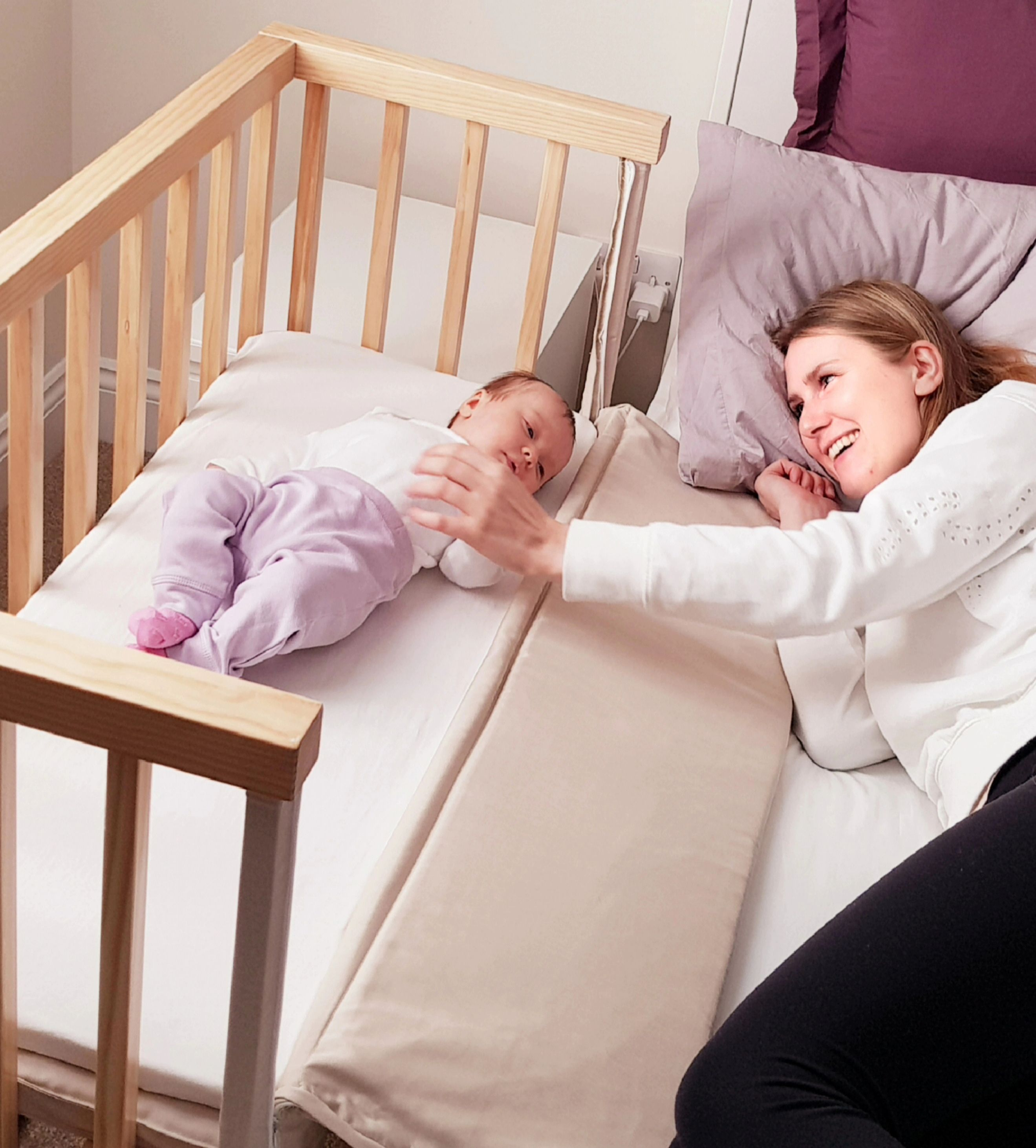 Get This 13 Awesome Secrets Of How To Makeover Bedside Baby Crib For You Baby Cribs Bedside Crib Cribs