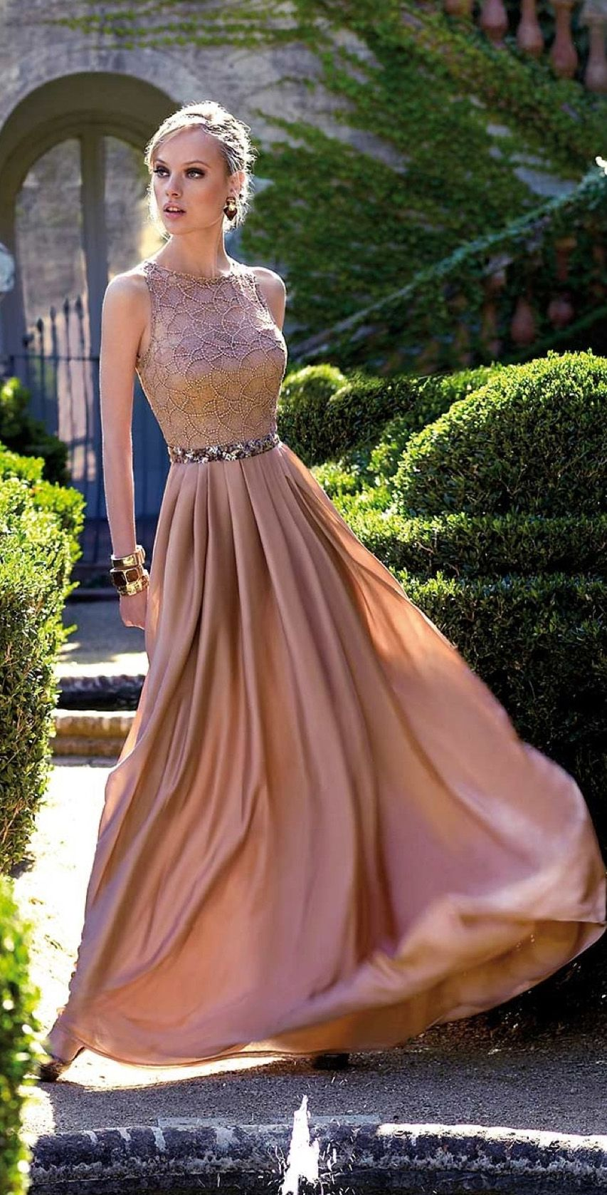 Outlet alineprincess evening prom dresses long coral dresses with