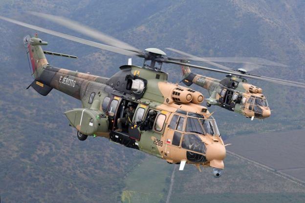 H225M/EC 725 Cougar Medium Multimission Helicopter | Thai
