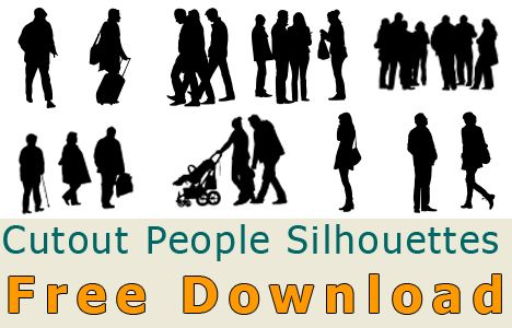 architecture cutouts of people for photoshop as free download