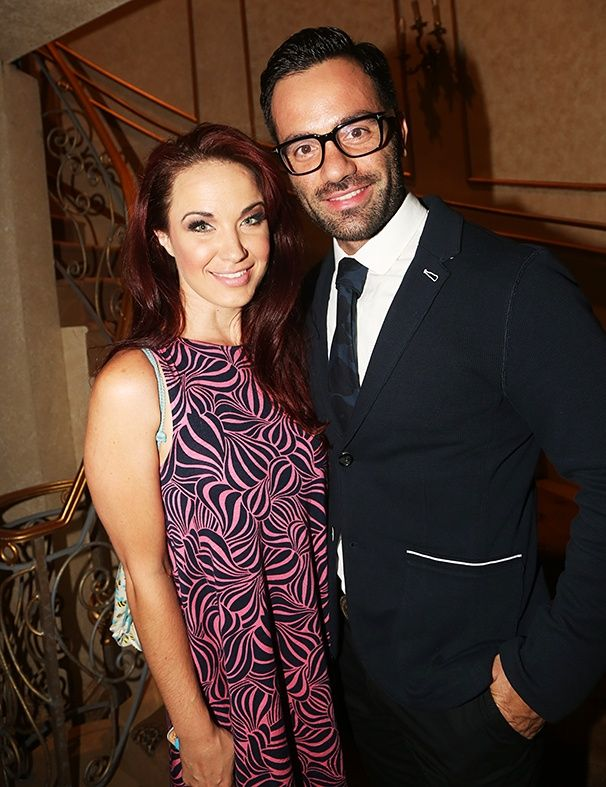 Rierra Reunion! Les Miz Star Ramin Karimloo Catches His Pal Sierra