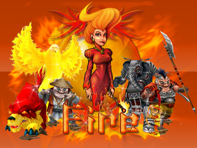Wizard101 Wallpaper Wizard 101 Fire Image Search Results Geek