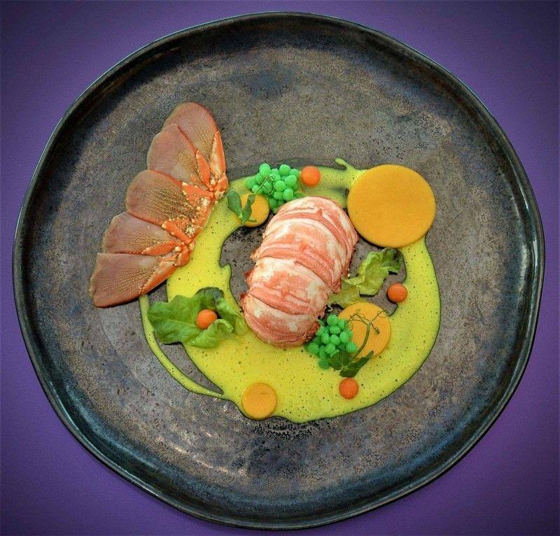 Pin by pramod Kamble on Food garnishing   Gourmet food ...