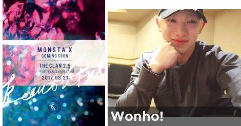 Who Is Your MONSTA X Boyfriend? | Monsta X in 2019