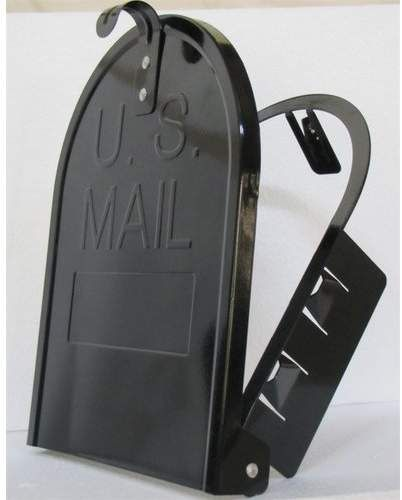 Bayshore Retrofit Snap In Replacement Mailbox Door Mailbox