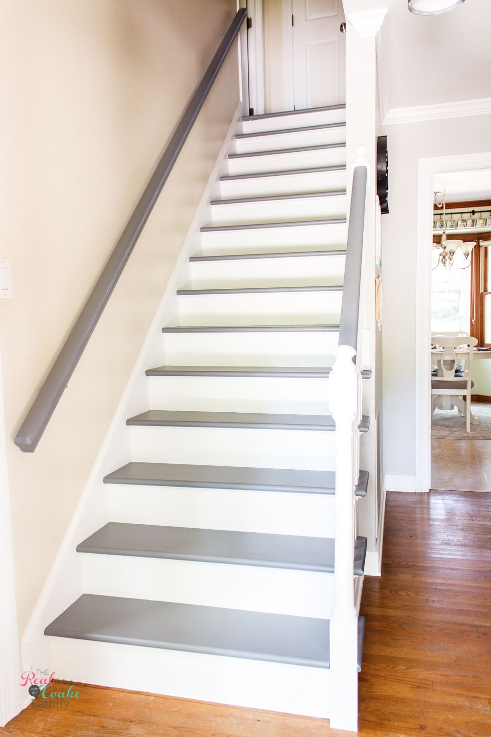 Best Your How To Guide For Painting Stairs Painted Stairs 400 x 300