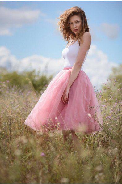 3f2b7257ad33 Dámská tylová TUTU sukně pudrová ružová tyl spodní neprůhledná vrstva ze  saténu 3 vrstvy pevnějšího tylu