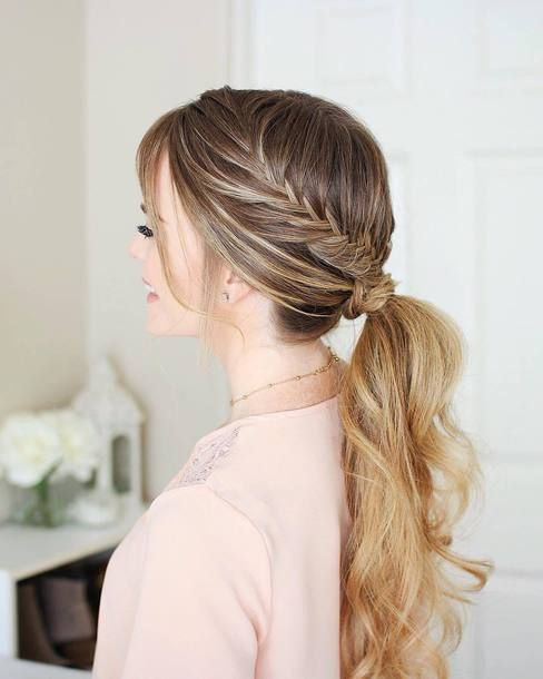 Hairstyle For Wedding Godmother: Cute Cool Girly Bridesmaid Style Alternative Prom Wedding