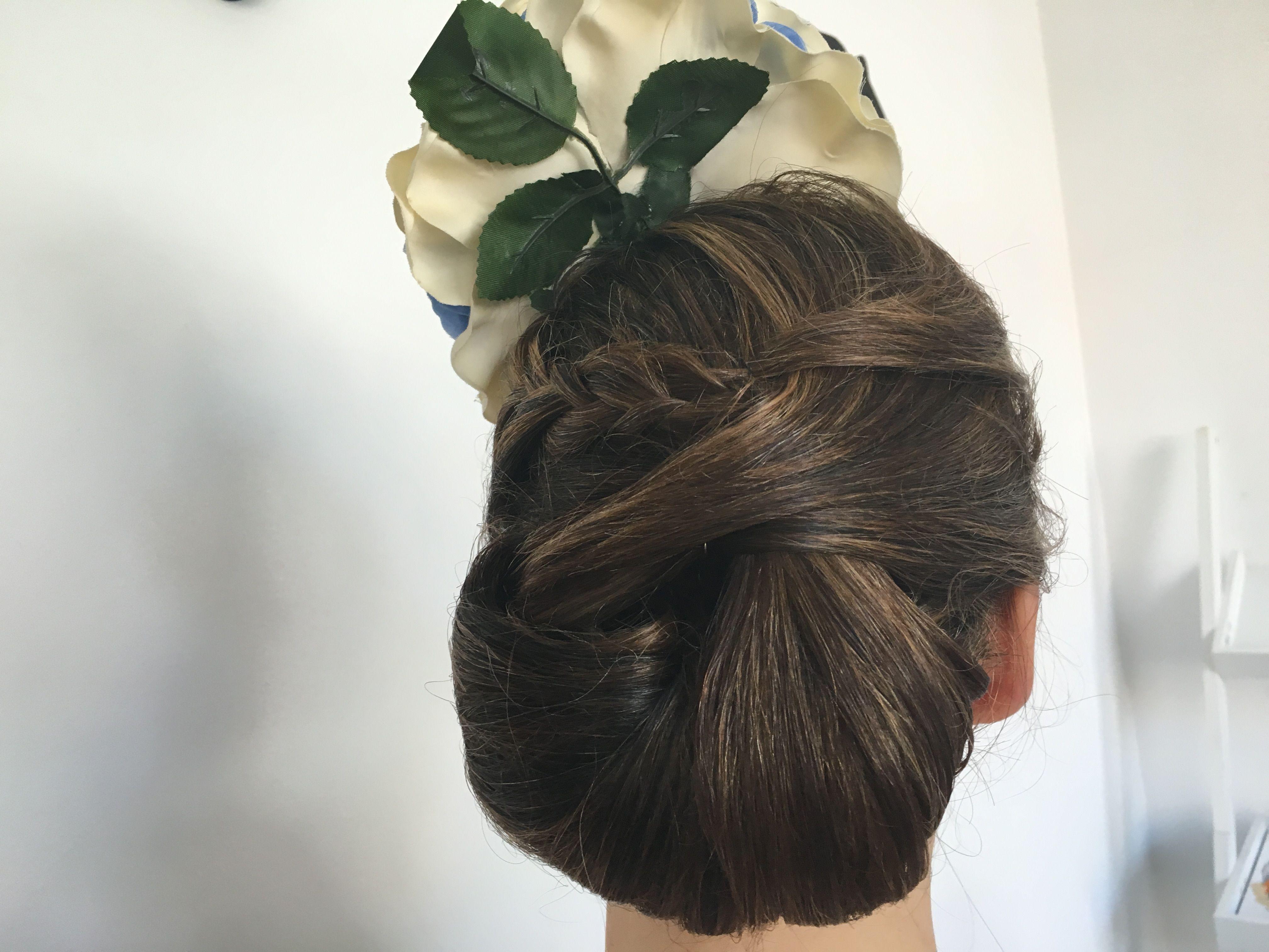 Peinado para flamenca feria de c rdoba en gregorio porras - Ideas para porras ...