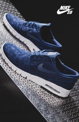 1e625bef875729 Nike SB Stefan Janoski Max Zapatillas Nike Para Hombre