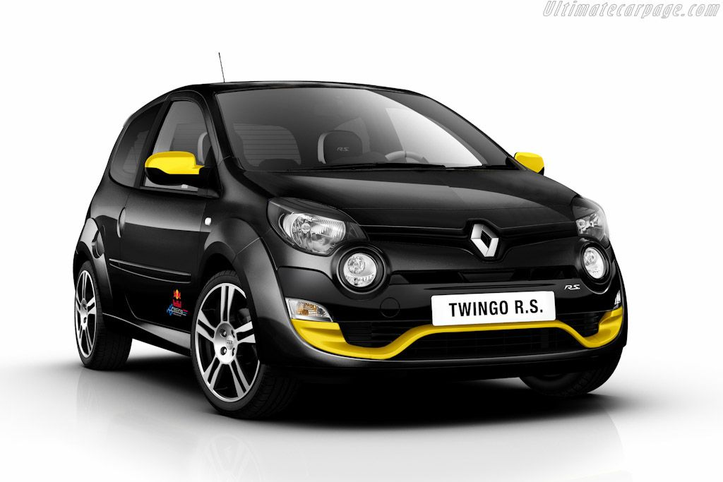 2012 Renault Twingo R S Red Bull Racing Rb7 Renault Car Red