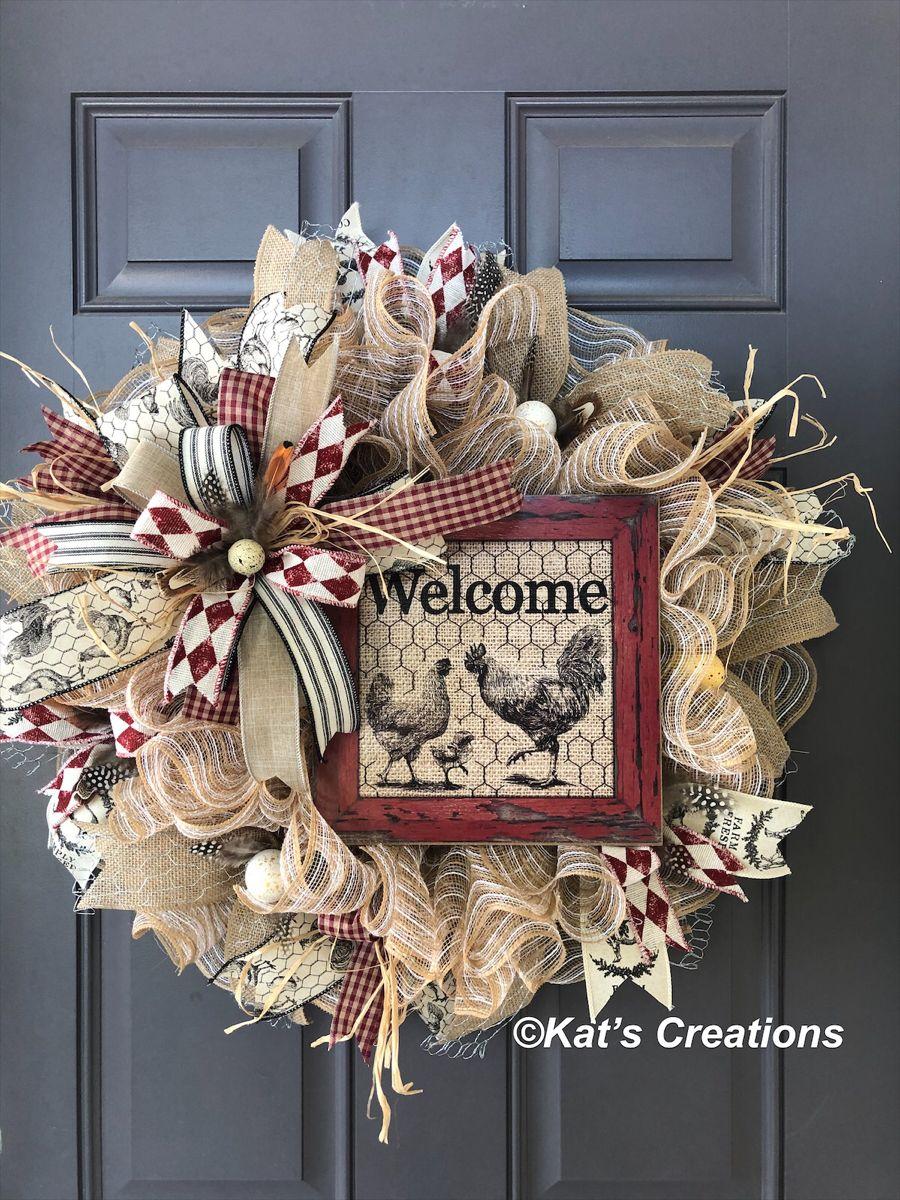 small farmhouse wreath rustic farmhouse wreath black rag wreath minimalist wreath black and white wreath 6 inch wreath