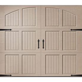 Reliabilt 8 Ft X 7 Ft 950 Series Insulated Sandtone Garage