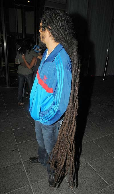Damian marley and his incredible long dreads dreaduri pinterest damian marley and his incredible long dreads thecheapjerseys Image collections