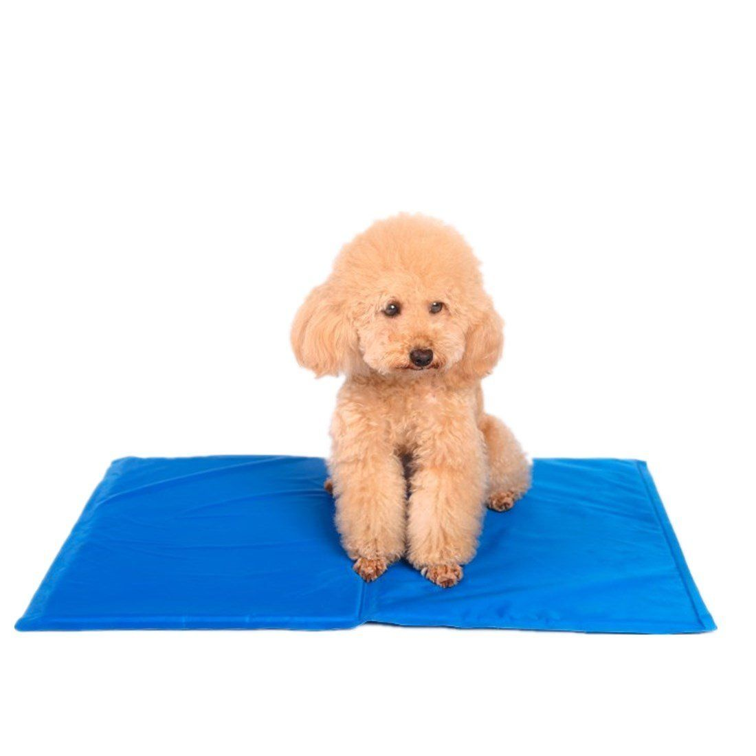 Amazon Com Dog Puppy Cool Mat Comfortable Cool Pad Non